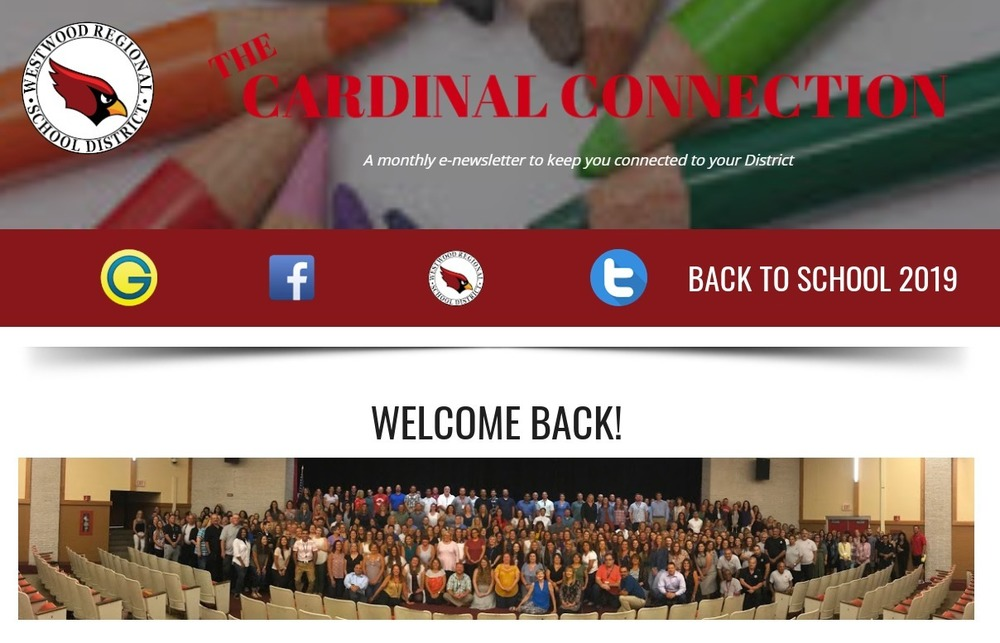2019 Back to School Cardinal Connection