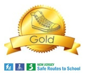 Safe Routes to Schools Gold Award
