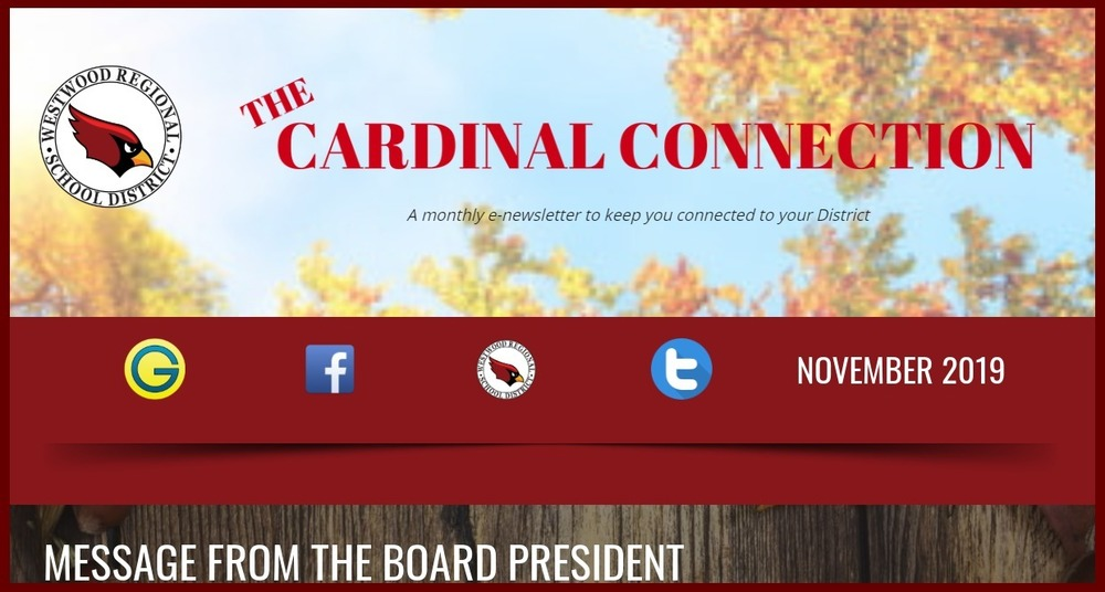November Cardinal Connection