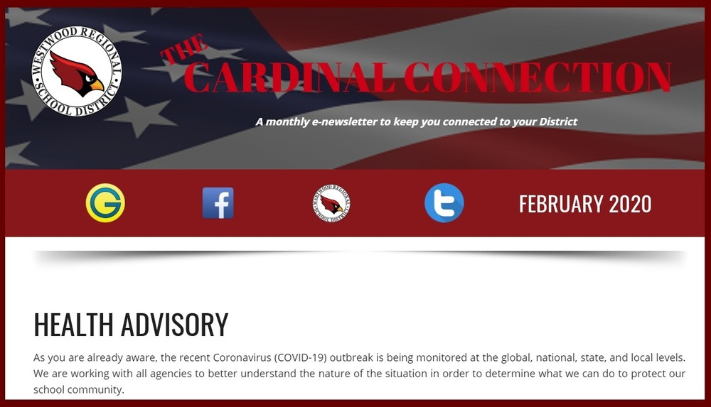 February Cardinal Connection