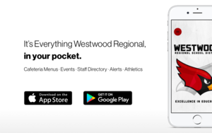 Westwood Regional Mobile App Launch