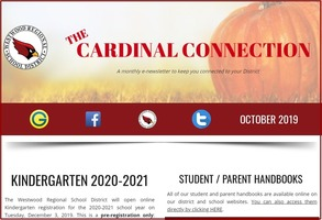 October Cardinal Connection