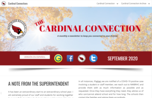 September Cardinal Connection