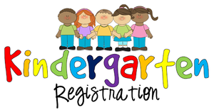Kindergarten Registration for 2021-2022