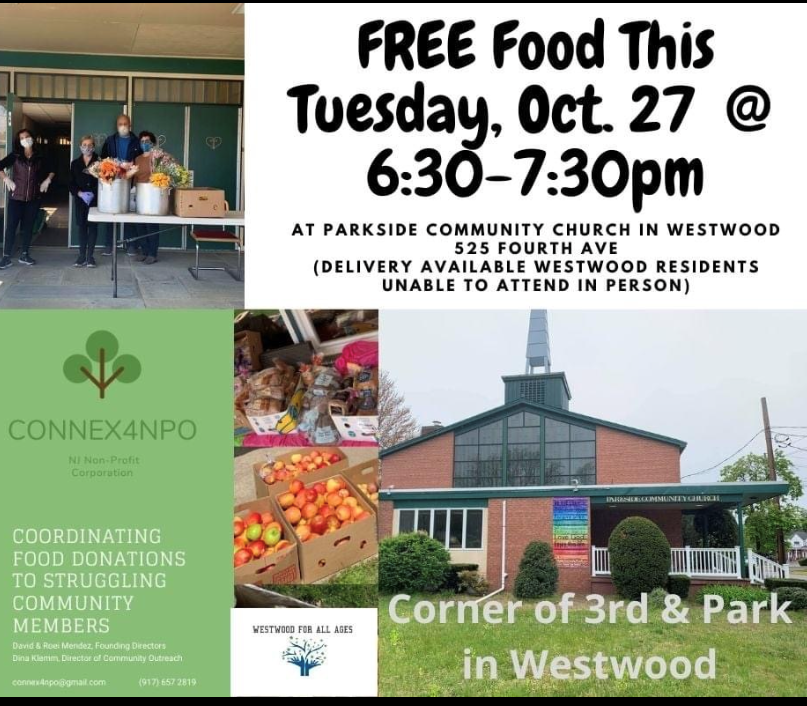 Parkside Community Church Food Pantry