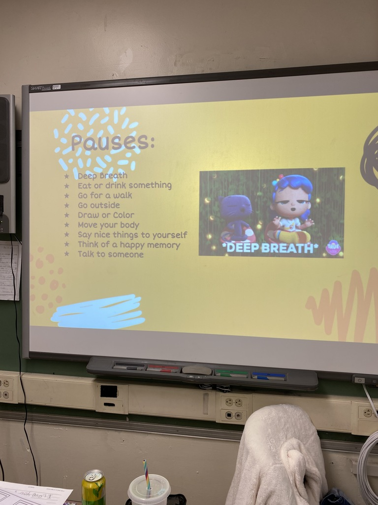 brain break slide