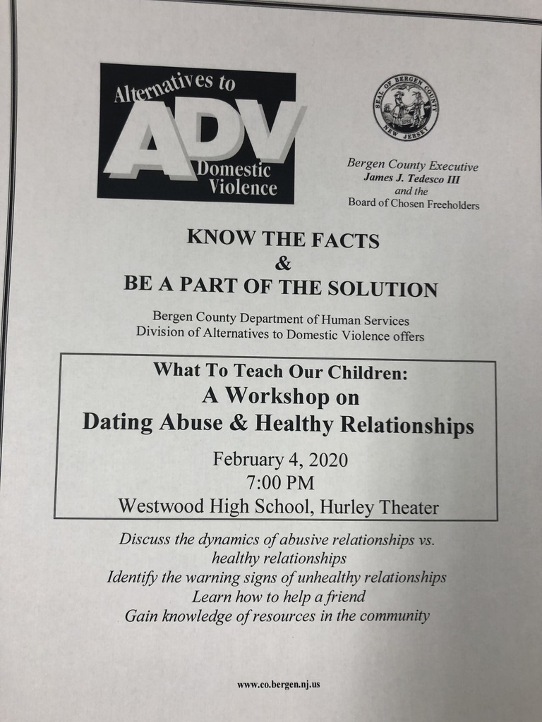 Dating Abuse Workshop
