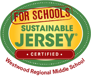 WRMS Sustainable Jersey Logo